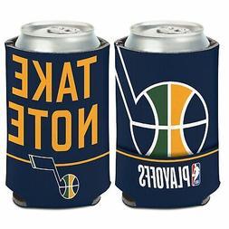 Utah Jazz WinCraft 2018 NBA Playoffs Slogan 12oz. Can Cooler