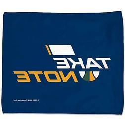 Utah Jazz WinCraft 2019 NBA Playoffs Bound 15'' x 18'' Sloga