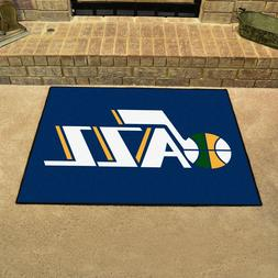"Utah Jazz 34"" x 43"" All Star Area Rug Floor Mat"
