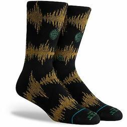 Utah Jazz Stance 99 Wave Logo Crew Socks