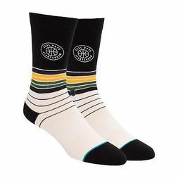 Utah Jazz Stance Baseline Dress Socks