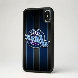 Utah Jazz Basketball Team Soft Silicone Phone Cover Case for