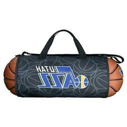 Utah Jazz Basketball to Duffle Bag