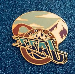 UTAH JAZZ BEAUTIFUL STATE PIN HTF NO OFFERS ACCEPTED, USA ON
