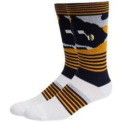 Utah Jazz Camo Crew Socks