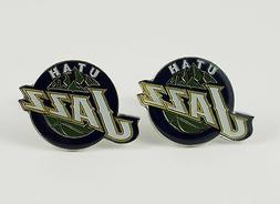 Utah Jazz Cufflinks NBA Basketball