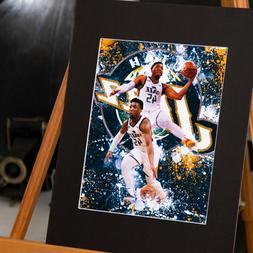 Utah Jazz - Donovan Mitchell #45 - Custom Artwork Available