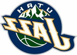 Utah Jazz Logo NBA Basketball Embroidered Hoodie Sweatshirt