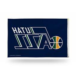 Utah Jazz NBA 3X5 Indoor Outdoor Banner Flag with grommets f