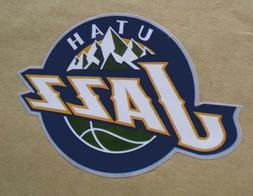 Utah Jazz NBA Basketball Decal Stickers Team Logo Design -