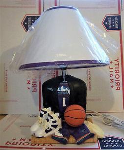 Utah Jazz NBA Basketball Jersey Sports Lamp in original box