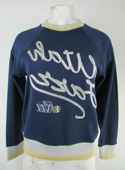 Utah Jazz NBA G-III Women's Pullover Sweater