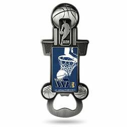Utah Jazz NBA Party Starter Magnetic Metal Bottle Opener