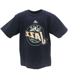Utah Jazz Official NBA Adidas Apparel Infant Toddler Size T-