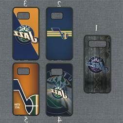 Utah Jazz Phone Case For Samsung Galaxy S20 S10 S9 S8 Note 1