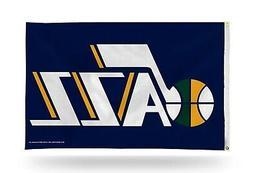Utah Jazz Rico Premium 3x5 Flag w/Grommets Outdoor House Ban