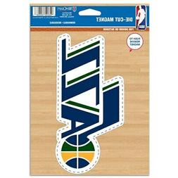 "Utah Jazz WinCraft Primary 6"" x 9"" Car Magnet"