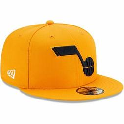 Utah Jazz New Era Statement Edition 9FIFTY Adjustable Hat -