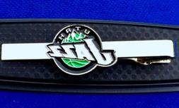 Utah Jazz Tie Clip NBA Basketball Team Logo Tie Bar Gift Ide
