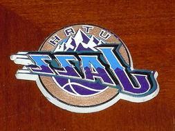UTAH JAZZ Vintage Old NBA RUBBER Basketball FRIDGE MAGNET St