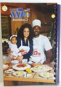Vintage 1992 NBA Utah Jazz Cookbook Recipes DreamTeam/Karl M
