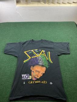 Vintage Utah Jazz Fanatic Fan T shirt Fits M/L Check Photos